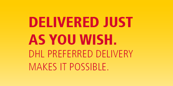 The offer of DHL Services