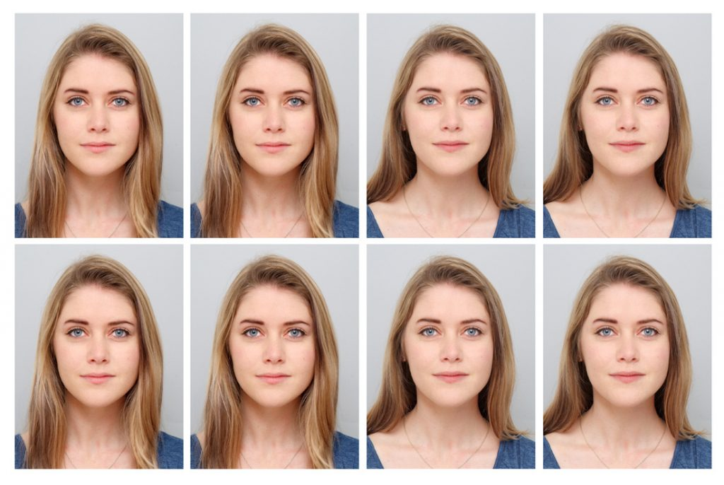 How to Take a Passport Photo at Home